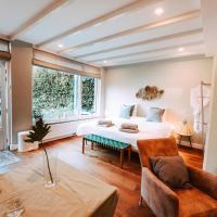 Cloud Eight - Hidden gem, studio with own private garden