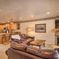 Eden Condo Near Wolf Creek Golf and Pineview Res!