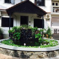 Casa Lopez, отель в Кандолиме