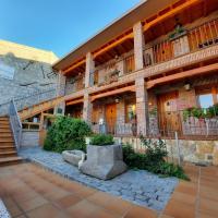 Alojamientos Rurales La Aldaba, hotel en Navalagamella