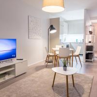 Modern Central Apartment Helsinki, hotelli Helsingissä alueella Kallio