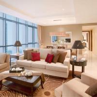 Three Bedroom Apartment, Oakwood Premier Cozmo Jakarta