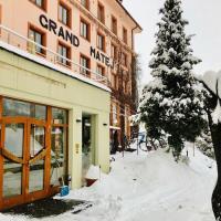 Hotel & Penzión Grand Matej, hotel in Banská Štiavnica
