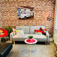Majestic Mews Apartment - Super Central - fast wifi - Secure Gated Mews