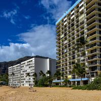 1 Bed, 1 Bath Direct Oceanfront Condo on the 3rd Floor Hawaiian Princess - 305, hotel in Waianae