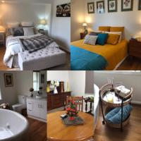 Loch Village Guesthouse-ensuite with spa, hotel in Loch