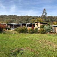 Saje's House & Pod, hotel in Myrtleford