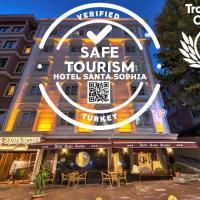 Santa Sophia Hotel - İstanbul