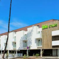 ibis Styles Arcachon Gujan Mestras, Hotel in Gujan-Mestras