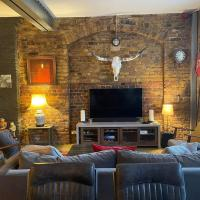 Hoxton well-presented 2 bed 1 bath flat, hotel in London