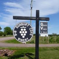 Sunbury Cove Winery, hotel em Miscouche