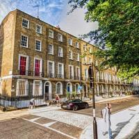 Beautiful 1-Bed Apartment in London Apartment 3