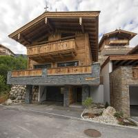 Charming chalet with 4 bathrooms, near a baby lift