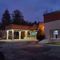 Best Western Little River Inn, hotel em Simcoe