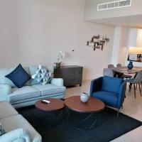 Luxury EXPO2020 Two Bedrooms apartment with Maid Room, hotel near Al Maktoum International Airport - DWC, Dubai