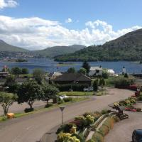 Caledonian canal apartment, Corpach
