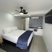 The Happy Wanderer Motel, hotel in Bendigo