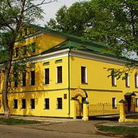 Усадьба Плешанова, отель в Ростове