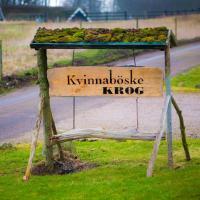 Kvinnaböske Krog & Hotel, hotell i Båstad