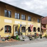 Genießergasthof Kutscherklause, отель в городе Eggern