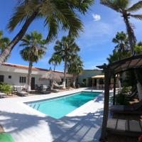 Arubiana Inn Hotel, hotel em Palm-Eagle Beach