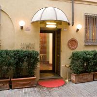 Albergo Delle Notarie, hotel in Reggio Emilia