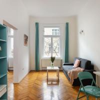 Welcoming Flat in Vinohrady by Prague Days
