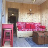 Le revard Studio cosy au centre de la station de ski du Revard