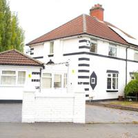 Sophisticated & Comfy 4 Bed House, Hosts up to 12 Guests!!