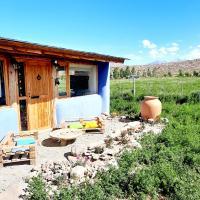 Cabaña Luna Complejo Rincón de Montaña
