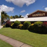 Wunpalm Motel & Holiday Cabins, hotel in Maroochydore