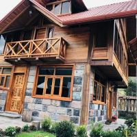 Caoba Lodge, hotel em Baños