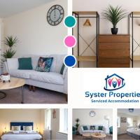 Syster Properties Serviced Accommodation Leicester 5 Bedroom House Glen View