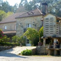 Casa da Posta de Valmaior, hotel in Boiro