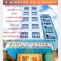 Vivian Saigon Hotel, hotel near Tan Son Nhat International Airport - SGN, Ho Chi Minh City