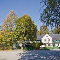 Forsthaus Luchsenburg, Hotel in Ohorn