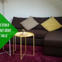 L1 - Green and cosy flat close Paris - WIFI