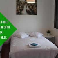 L4 - Green and cosy flat close Paris - WIFI & NETFLIX