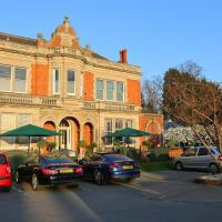 Millfields Hotel, hotel in Grimsby