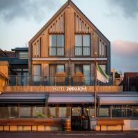 Hotel Zeezicht, hotel in Oost-Vlieland