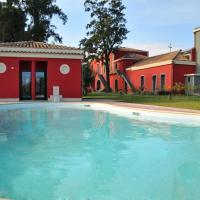 Palazzo Rosso, hotel a Riposto
