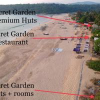 Secret Garden, hotel ad Agonda