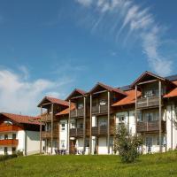 Gasthof Zum Wirt Ferienwohnung Hohenbogenblick