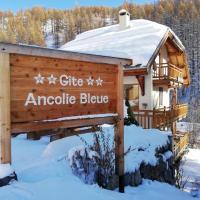 Gîte Ancolie Bleue, hotel in Abriès