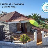 Casa Velha D Fernando e Casa Avó Augusta, Hotel in Ribeira Brava