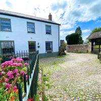 Spacious Village Cottage, hotel in Chulmleigh