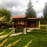 Rancho San Pedro, hotel em Cuenca