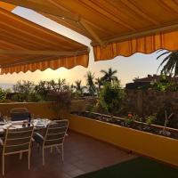 Playa Calera / Nice terrace ocean view