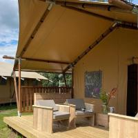 Luxe Safaritent Glamping 5-persoons