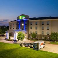 Holiday Inn Express & Suites Van Buren-Fort Smith Area